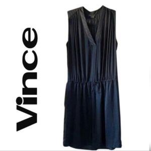 Vince Black Dress - Size Medium